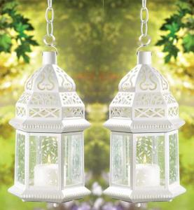 Incredible Ebluejay Weddings 10 White Moroccan Lantern Download Free Architecture Designs Sospemadebymaigaardcom