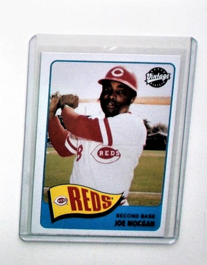 Ebluejay 2003 Upper Deck Vintage 172 Joe Morgan Baseball Card