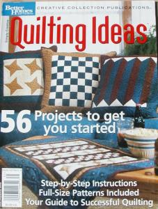 Ebluejay Better Homes Gardens Quilting Ideas Magazine