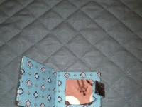 Vera Bradley Limited Ed. Java Blue . 45c93c63a1