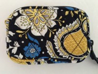 eBlueJay  VERA BRADLEY Messenger Bag Large Crossbody JAVA BLUE Brown ... c2778c37f5