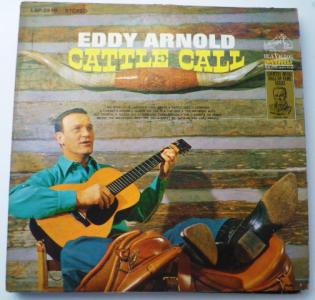 Ebluejay Eddy Arnold Lp Cattle Call Lsp2578