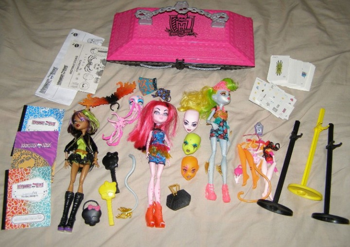 Monster High Create A Monster Design Lab Design And House Design