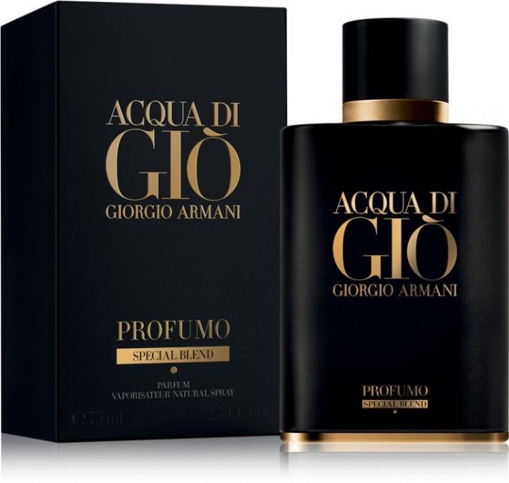 194fcb3cf6b8 On Hold ARMANI ACQUA DI GIO PROFUMO SPECIAL BLEND Eau de Parfum 2.5 oz 75  ml spray. GIORGIO ARMANI