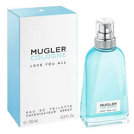 3f92d8a6367 Mugler Cologne Love You All Eau de Toilette 3.4 oz 100 ml spray. THIERRY  MUGLER