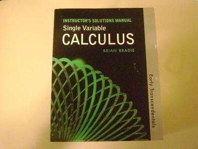 ebluejay single variable calculus early transcendentals instructors rh ebluejay com Marsden Tromba Vector Calculus jon rogawski calculus early transcendentals solution manual pdf
