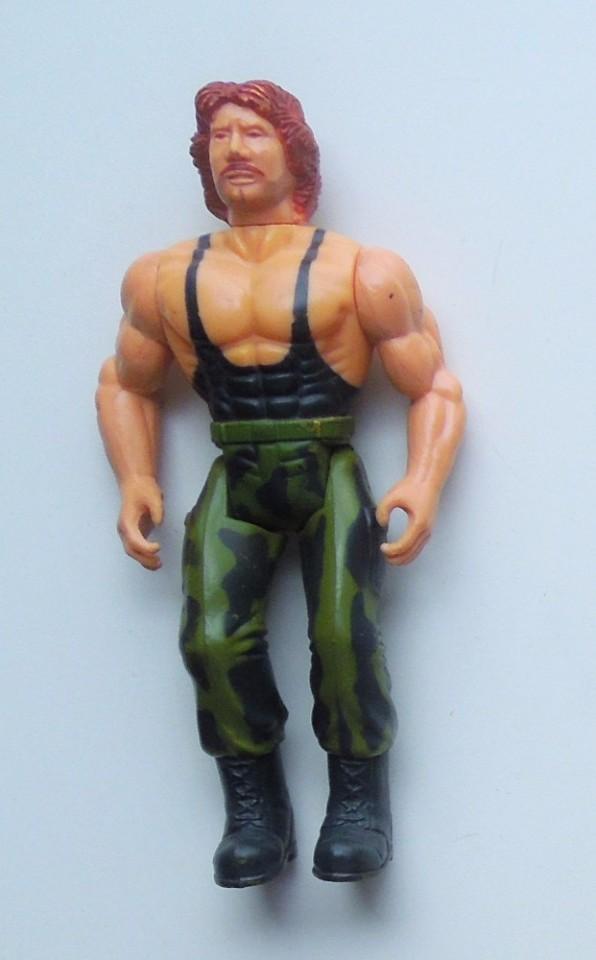 eBlueJay: 1986 Chuck Norris Rambo/Chuck Norris 6