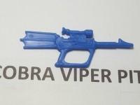 The Corps Weapon LARGE SARG Bazooka Blue Lanard Original Figure Accessory