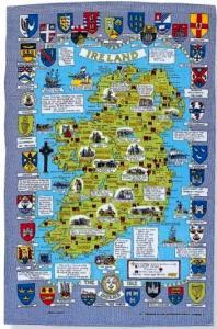 Map Of Ireland Heritage Sites.Map Of Ireland Heritage Sites Twitterleesclub