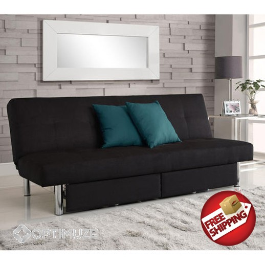 Ebluejay Convertible Futon Couch Sofa Bed Sleeper