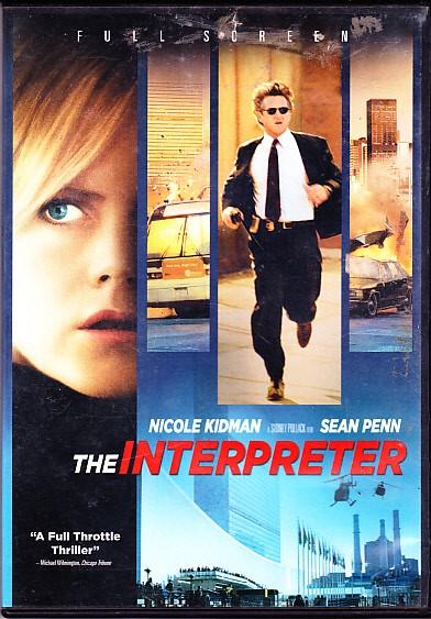The Interpreter (2005) 720p BRRip 5 1 Multi Audios [HINDI, TAMIL, TELUGU]