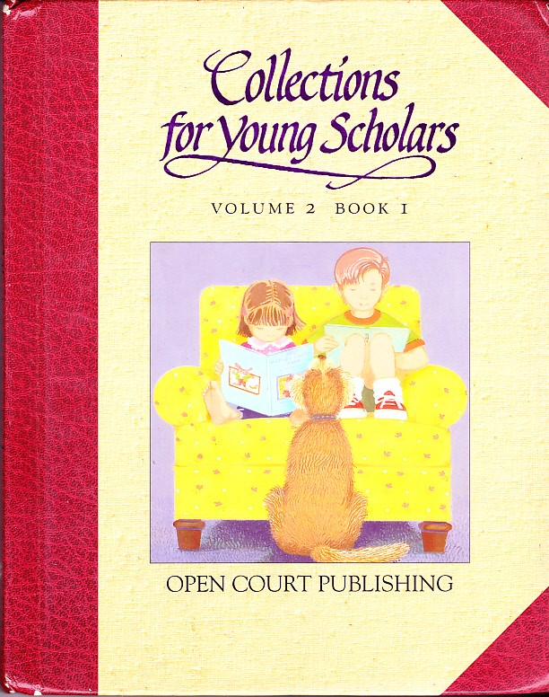EBlueJay Collections For Young Scholars Volume 2 Book 1