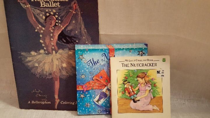 eBlueJay: The Nutcracker Ballet Gift Set, 3 Book Library, Christmas ...
