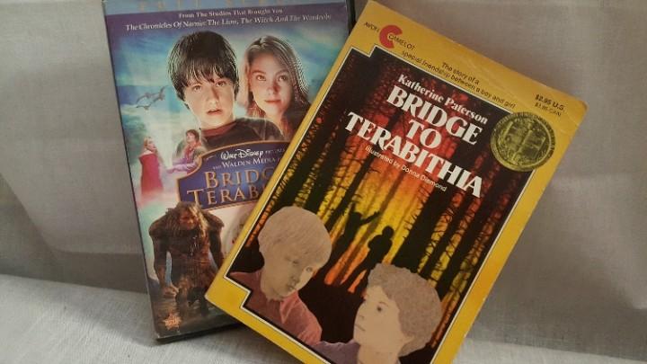 eBlueJay: Bridge To Terabithia Gift Set, Paperback novel