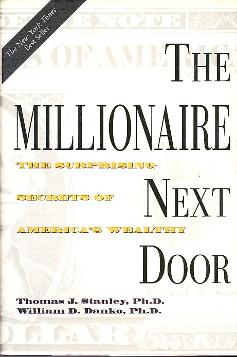 millionaire next door Start studying millionaire next door learn vocabulary, terms, and more with flashcards, games, and other study tools.