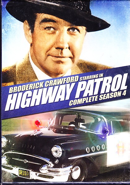 Image result for broderick crawford highway patrol
