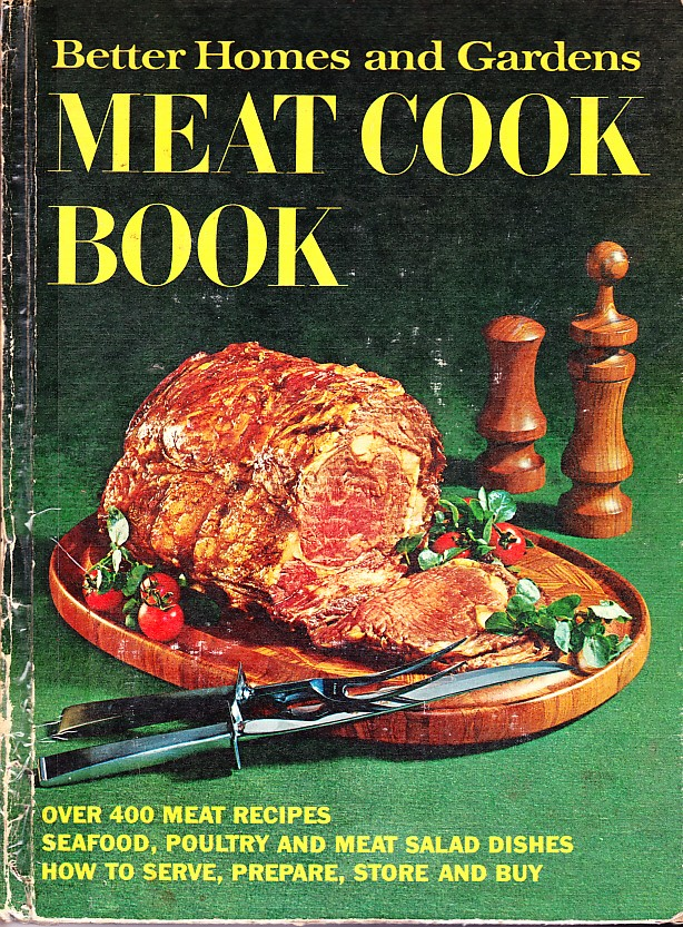 Ebluejay Better Homes Gardens Meat Cook Book Over 400