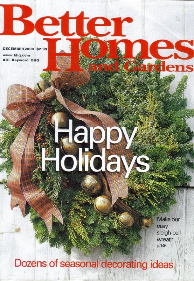 Ebluejay Better Homes Gardens Happy Holidays