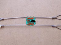 brake lever Raider Vintage chrome snowmobile 7//8 throttle Scorpion Chaparral