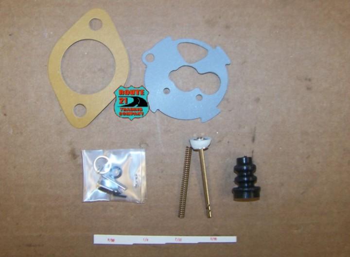 eBlueJay: Rebuild kit for Zenith Bendix carburetor Harley