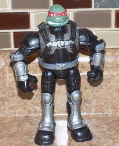 Ebluejay Ninja Turtles Tmnt Movie Nightwatcher Raphael Figure