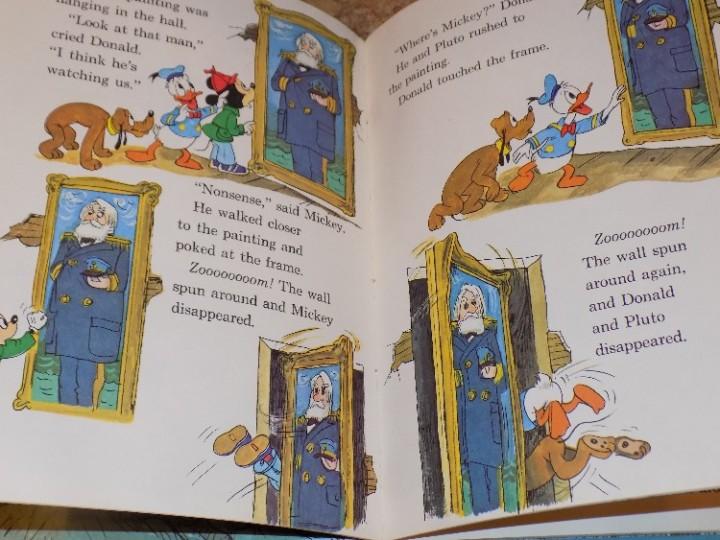 eBlueJay: The Haunted House Mickey Mouse Random House Disney 1975
