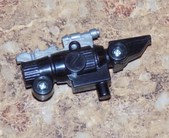 Transformers G1 Parts 1985 SLUDGE dinobot missile launcher