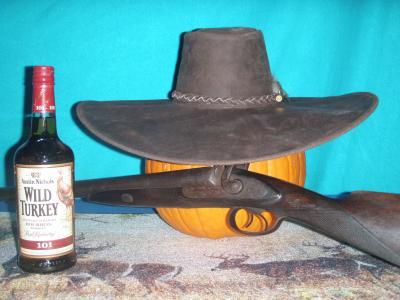 c47d7807d51d36 eBlueJay: ♥ WILD WEST WIDE BRIM BROWN CAVALIER LEATHER COWBOY HAT ♥