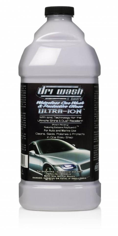 Dri Wash N Guard Ultra Ion Waterless Car Wash
