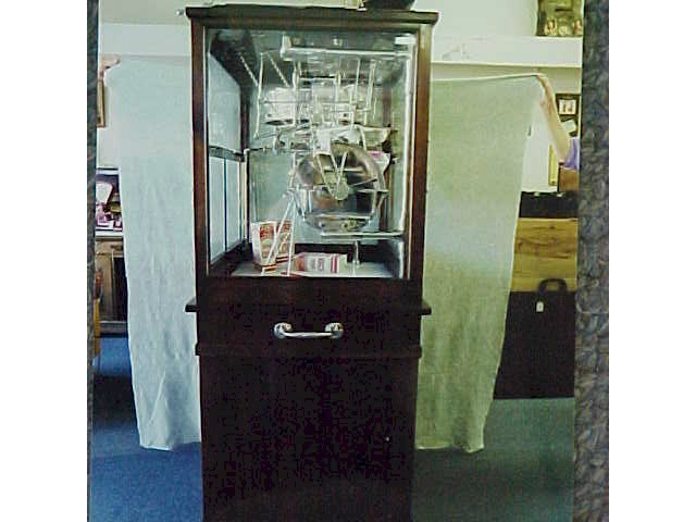 holcomb hoke popcorn machine