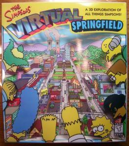 Ebluejay the simpsons virtual springfield game for pc for Virtual springfield