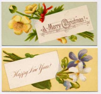 Ebluejay merry christmas happy new year victorian greeting cards merry christmas happy new year victorian greeting cards m4hsunfo
