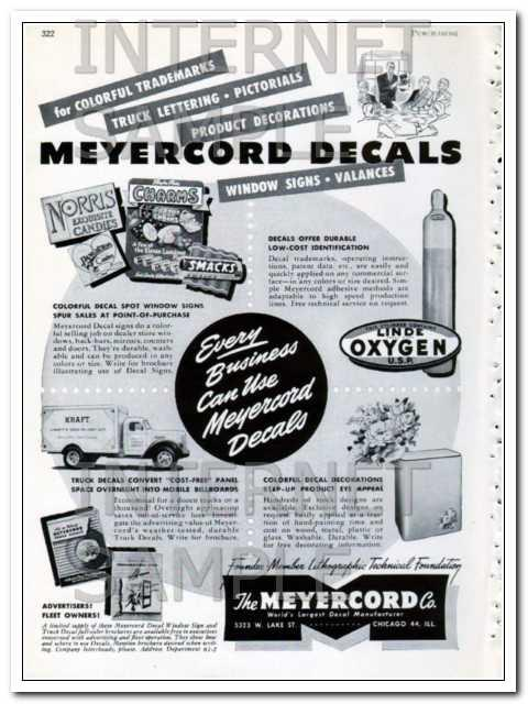 Image result for meyercord company chicago