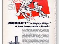 Valuable Mobilift mighty midget et 72 amusing