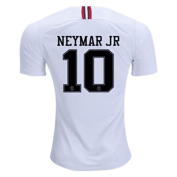 half off cefe0 52286 eBlueJay: NJR #10 Paris Saint Germain Third Jersey 1819 ...