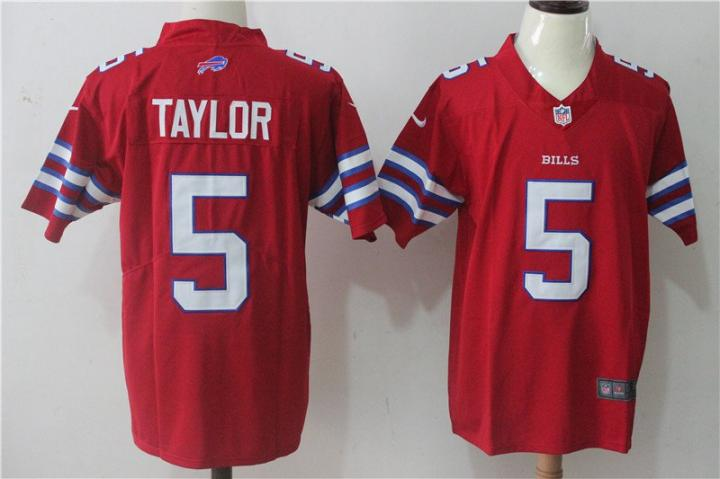color rush tyrod taylor jersey