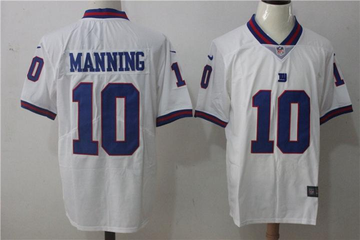 los angeles c57af 5dc52 eBlueJay: Eli Manning #10 Men's New York Giants Color Rush ...