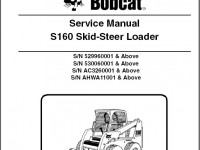 eBlueJay: Bobcat 463 Skid Steer Loader Service Repair Manual CD