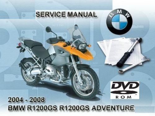 ebluejay 2004 2005 2006 2007 2008 bmw r1200gs adventure reprom rh ebluejay com 2014 BMW R1200GS LC bmw r1200gs lc service manual