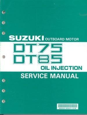 ebluejay 93 00 suzuki dt75 dt85 2 stroke outboard motor service rh ebluejay com Suzuki Outboards 140 4 Stroke Yamaha Outboards